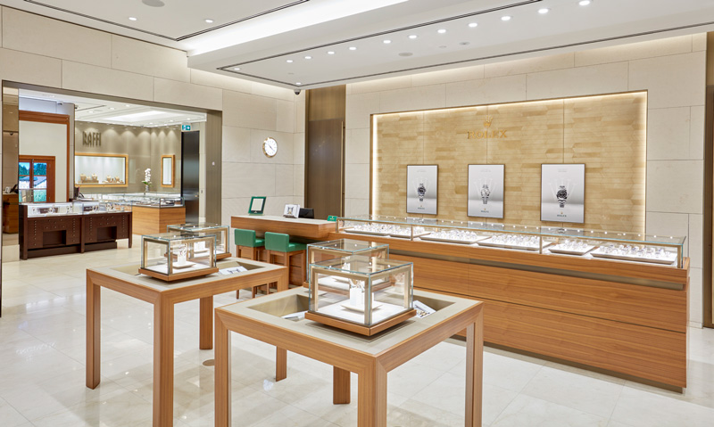 Watch & Jewellery Sales Associate position available.