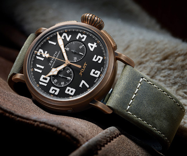 Zenith - The Pilot Extra Special Chronograph