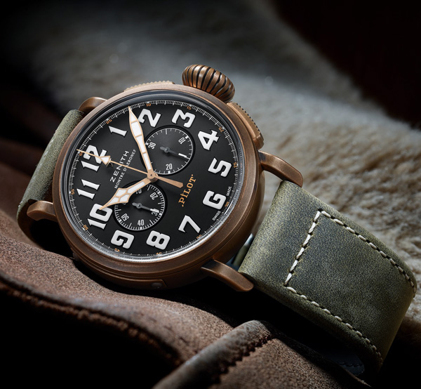 Zenith: THE PILOT EXTRA SPECIAL CHRONOGRAPH