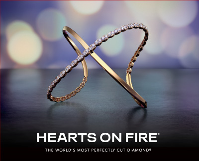 Hearts on Fire - Lorelei Collection