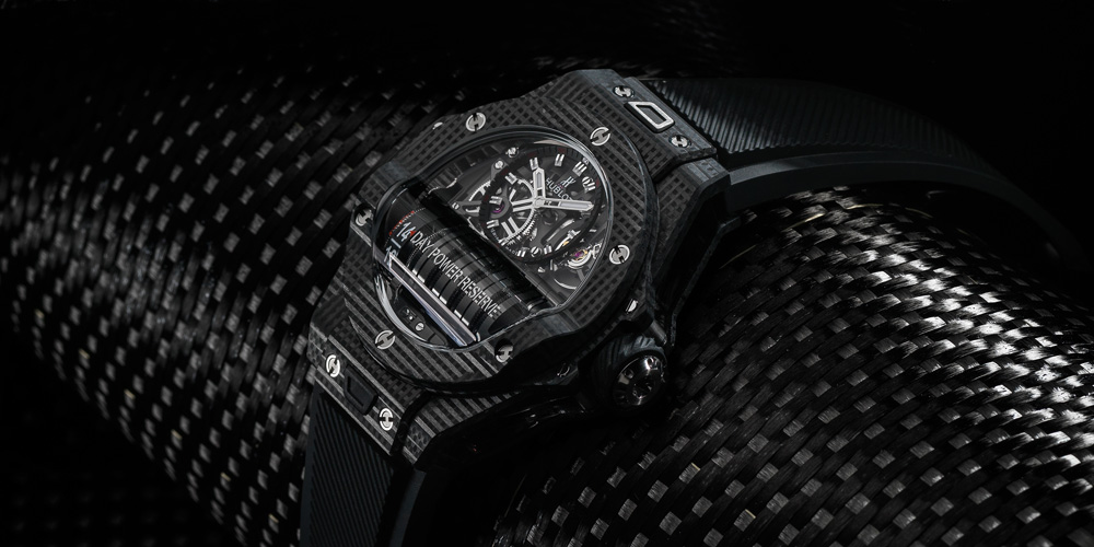The Hublot Big Bang MP-11 available soon at Raffi Jewellers