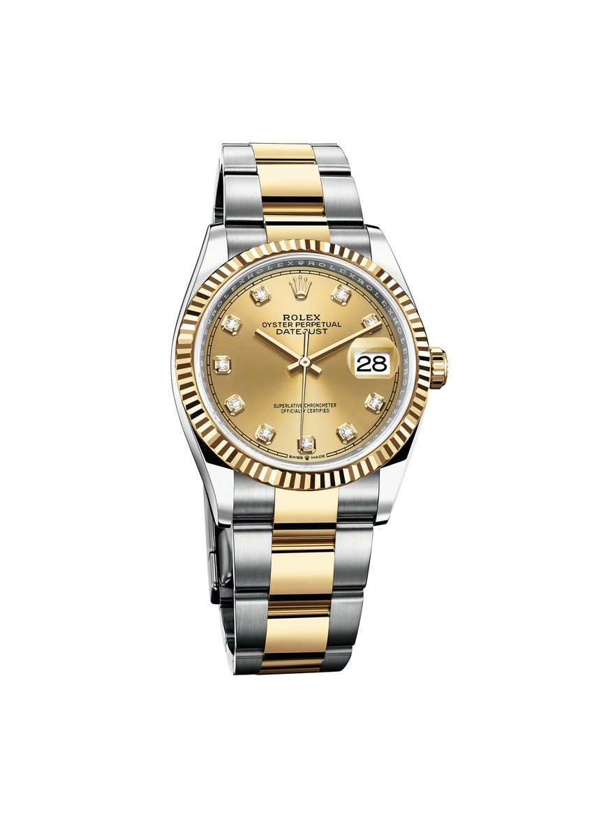 The New Rolex Datejust 36