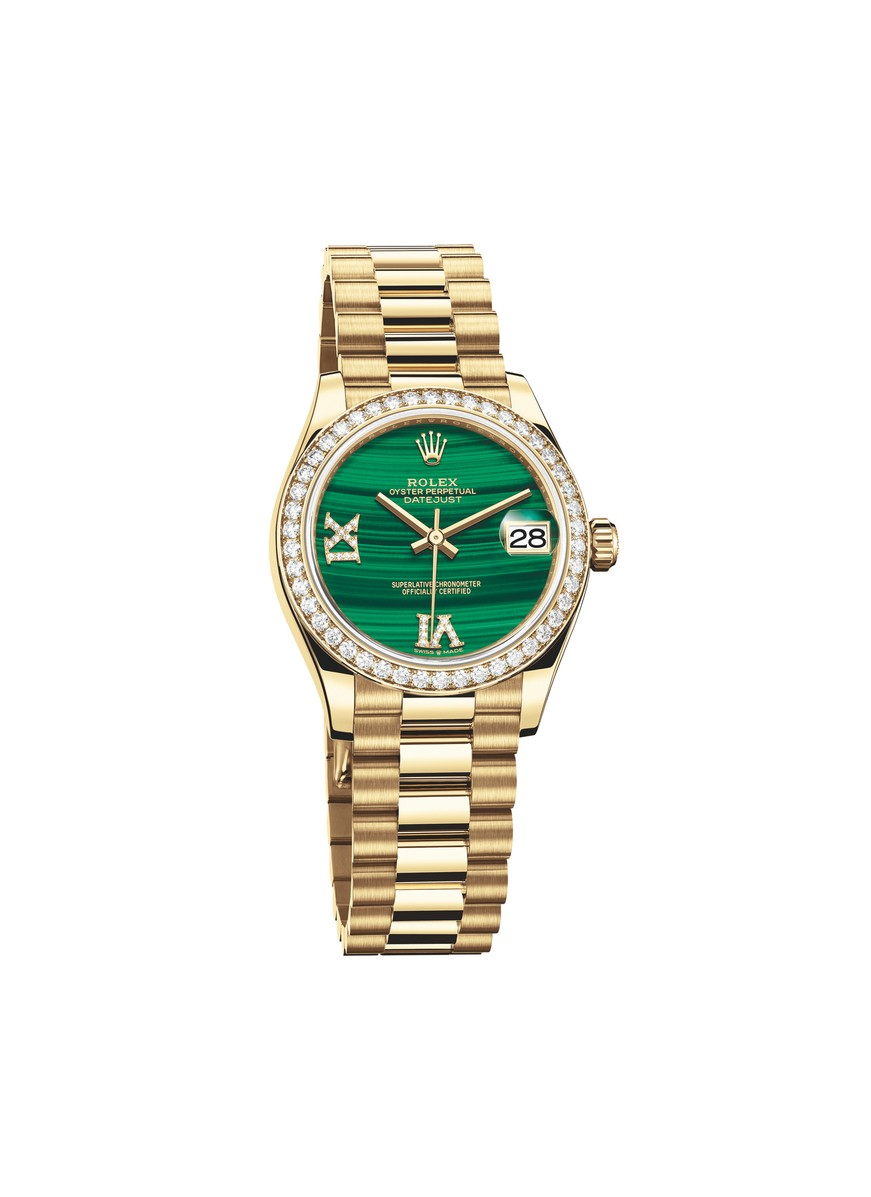 The New Rolex Datejust 31