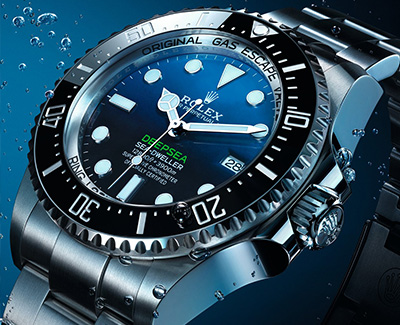 Rolex Deepsea at Raffi Jewellers