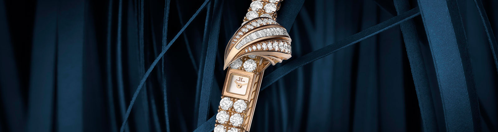Jaeger-LeCoultre Joaillerie 101 Reine and 101 Feuille
