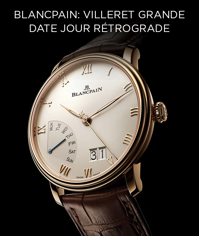 Blancpain available at Raffi Jewellers Yorkdale