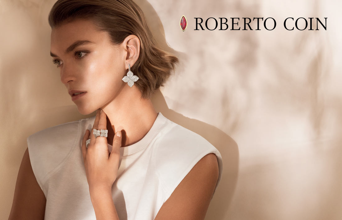 Roberto Coin fine jewelry at Yorkdale