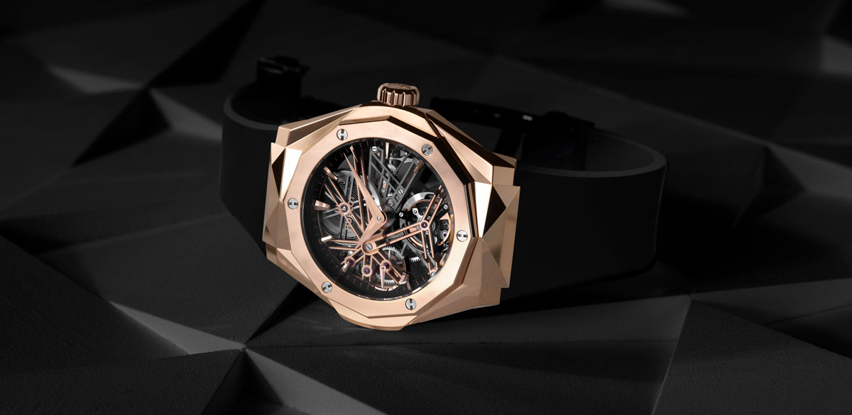 Discover Hublot at Raffi Jewellers Yorkdale