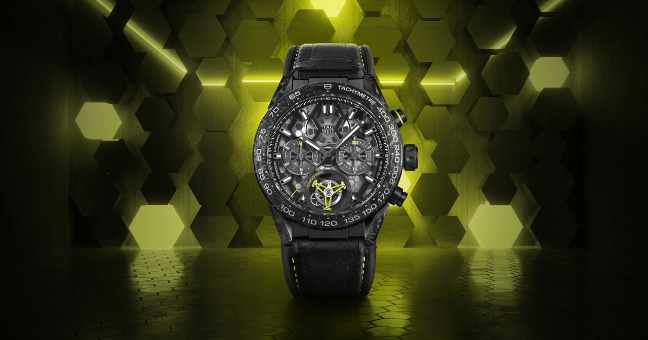Tag Heuer available at Raffi Jewellers